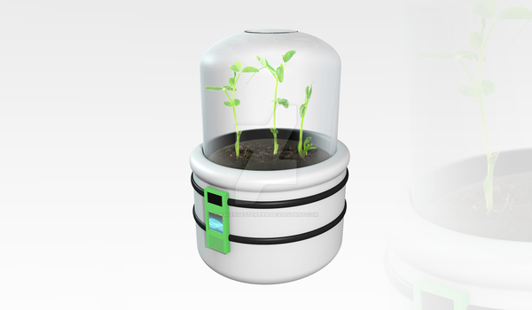 BioProduct PlantPod by AscendedTerran