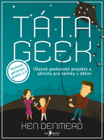 Used cover for czech geekdad book by petrsimcik