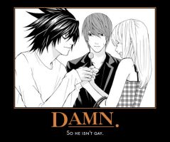 Death Note Motivational Poster by xXCookieKiddoXx