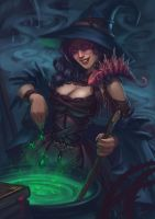 Witch by In2Eternity