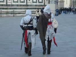 assassin's creed cosplay by yellow-submarine7