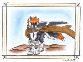 Bleach - Silence before Storm by The-Wolf-Within