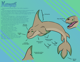 Kanati Species by therougecat