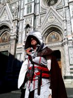Ezio Auditore da Firenze by Darkchaos88
