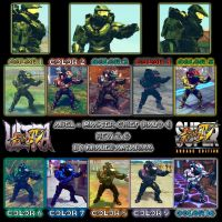 USF4 - ABEL - MASTER CHIEF (HALO 4) REV.2.0 by Khaledantar666