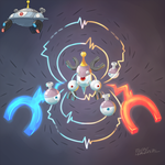Magnezone Redesigned by EventHorizontal