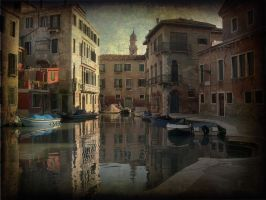 VENICE BACKWATER 2003 by TADBEER