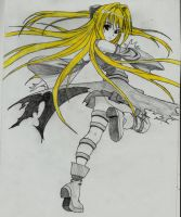 to love ru by Wolfman18x