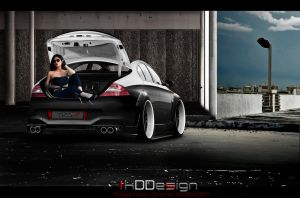 Mercedes CLS by tkDDesign