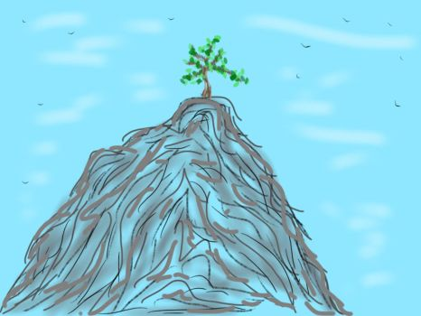 Tree That Could by joedimino