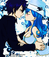 Juvia x Gray #2 by Juviaaa