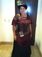 Dragon*con 2014  SteamPunk 2 by princessfromthesky