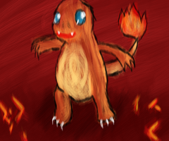 Charmander by Harmful-Haze