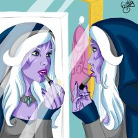 Drow Ranger by 6atty
