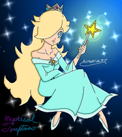 Update - Rosalina Collab by MysticalTemptress