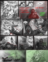 """Battle"" - Page 4 by Anuwolf"