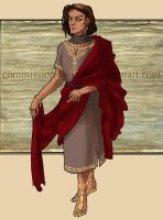 THE EMPEROR commish by Isaia