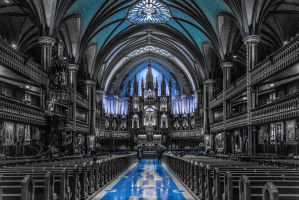 Montreal Blue by nigel3