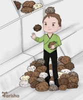 Kirk And Tribble Troubles by Tarisha