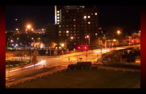 Downtown New Haven by kmcd901