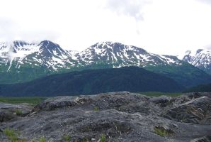 Alaska Landscape 1 by prints-of-stock