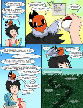 Pkmn X/Y Nuzlocke Trial - Ch 02 pg10 by Akida411searcher