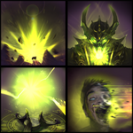 Pugna Ability Icons desgin by TrungTH
