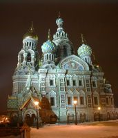 St. Petersburg - Cathedral by alefoi