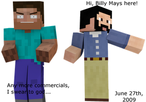 :MC: Billy Mays Here! by ShadowLance9