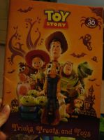 Halloween Toy Story Coloring Book by spidyphan2