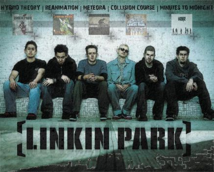 Linkin Park by DarkandStormyKnight