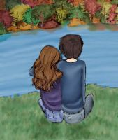 HHR By The Lake by h-hr4ever