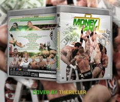 WWE Money In The Bank 2013 Custom Blu-Ray Cover by TheReller