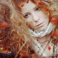 red hair by Malvina-Frolova