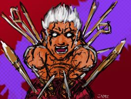 Full of Rage by Jamz671