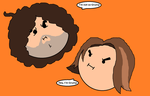 Game Grumps 1 Danny and Arin by KayleetheDragacron