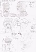 Couldnt save my brother. Page1 by Carameja