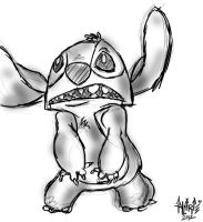 Stich Sketch by aalcaraz78