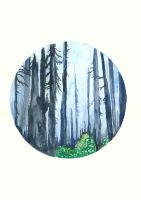 Forest No.3 by K-Roks-G