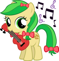 Audio Tuner, Apple Fritter Style by moonsugar33