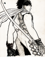 Prince of Persia (WIP) by MughalRox