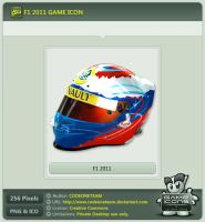 F1 2011 Icon by CODEONETEAM