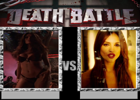 Santanico VS Santanico. by monstermaster13