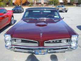 1966 Pontiac GTO Convertible II by Brooklyn47