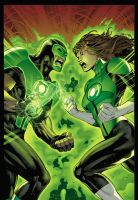 Green Lanterns by xXNightblade08Xx