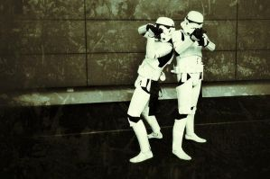 Storm troopers - Perth Comic con 2014 by RaynePhotography