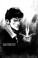 Dylan Dog by flavianos