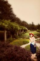 Lost the Faerie Garden by KatlinSumnersModel