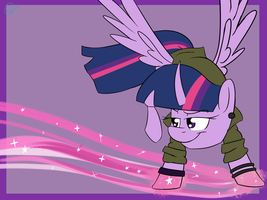 Fetch (Twilight Sparkle) by ChibaDeer