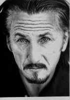 Sean Penn by kk-art